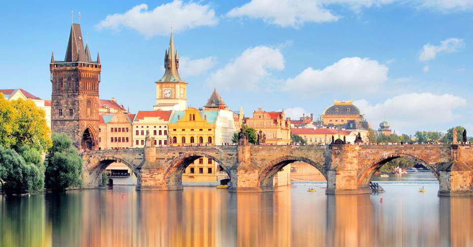 charles bridge Prague-CZ