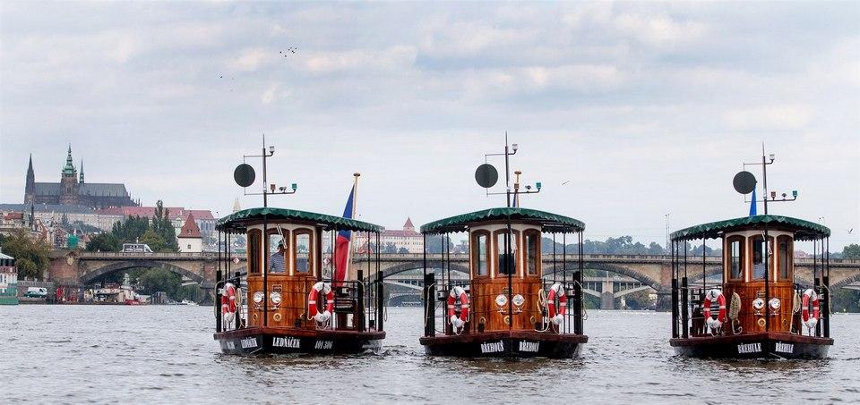 public ferries prague