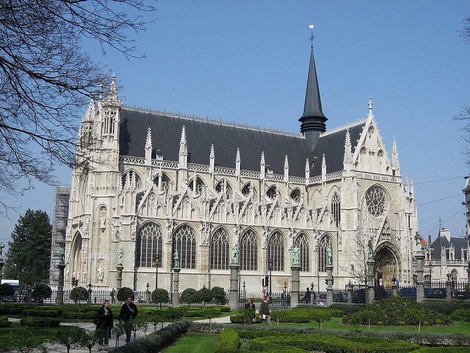 Notre Dame Brussels