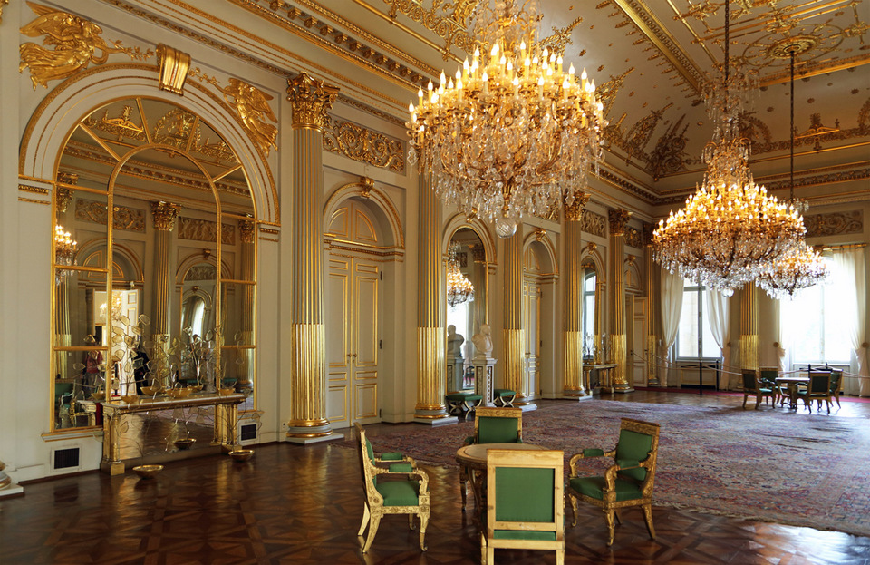 Royal Palace of Brussels Empire Room