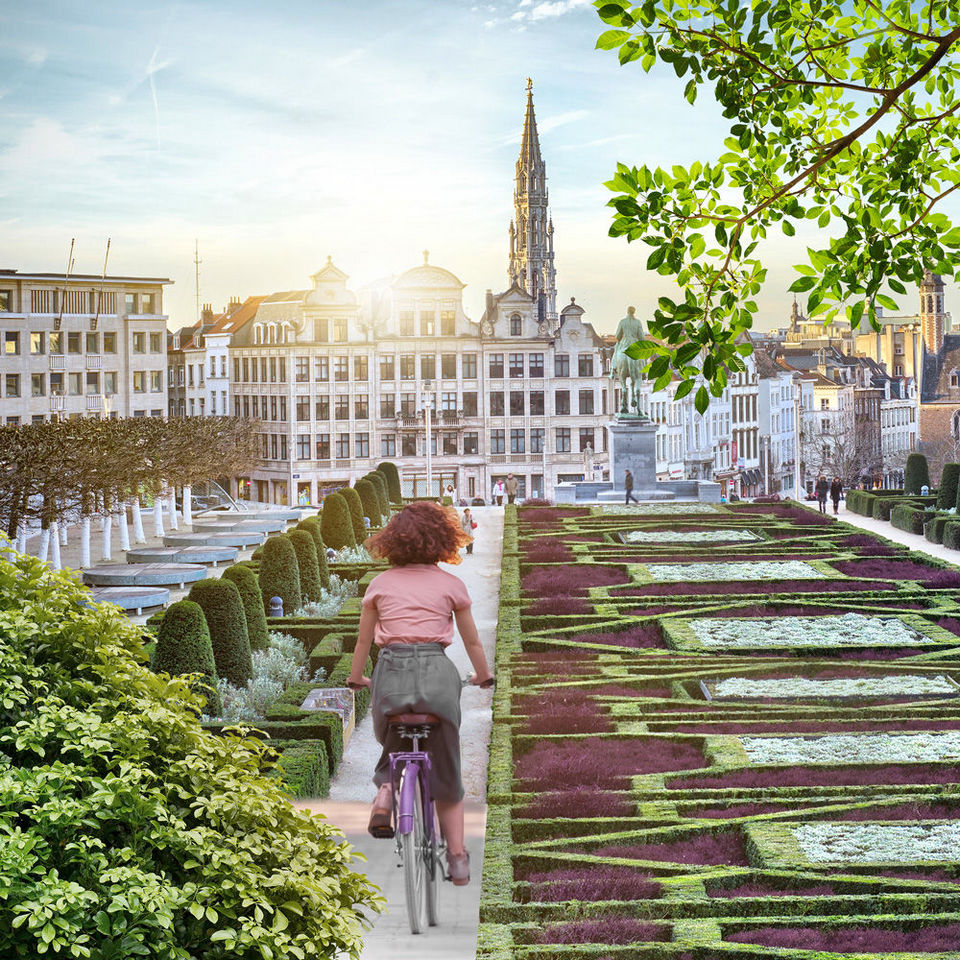 Best time to visit Brussels is in Spring or Summer
