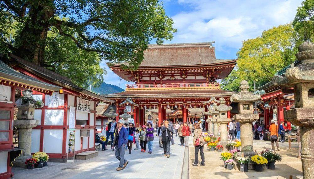 Dazaifu Tenmangu Shrine,Fukuoka city,fukuoka travel blog