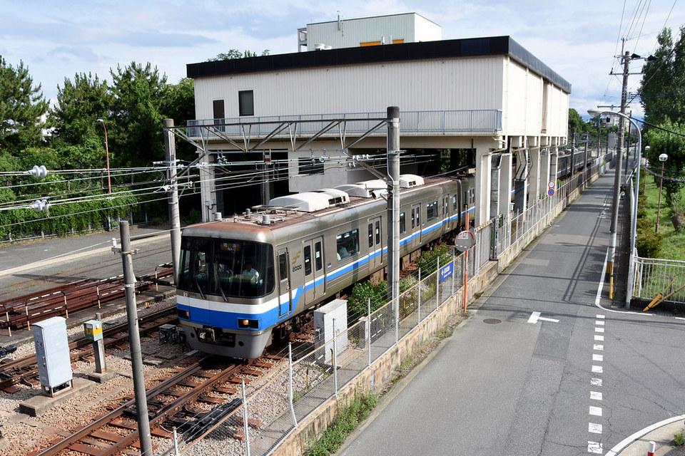 ... Fukuoka City Subway - Hakozaki Line - 21, Kaizuka,fukuoka travel blog