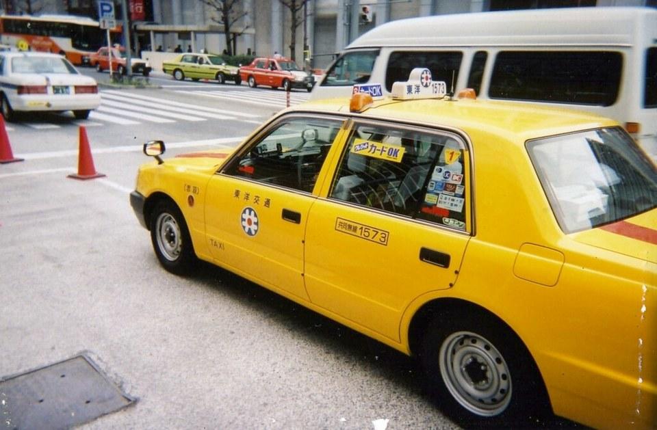 fukuoka taxi