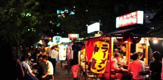 yatai,Fukuoka city,fukuoka travel blog