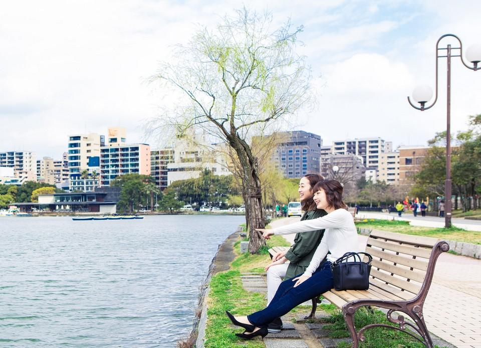 Ōhori Park,fukuoka travel blog (1)