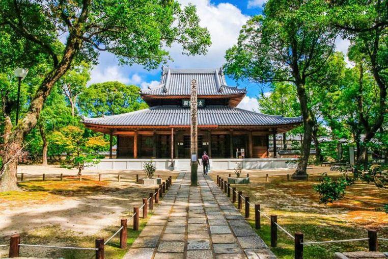 Shōfuku-ji Temple (1)