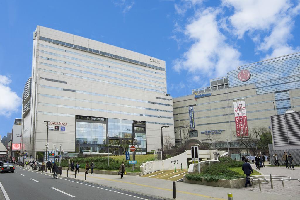 Solaria Nishitetsu Hotel Fukuoka