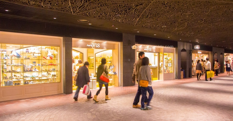 Tenjin Underground Mall,fukuoka travel blog (1)