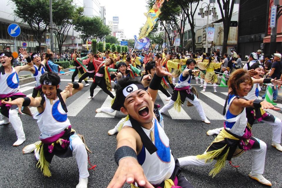 Domatsuri festival nagoya