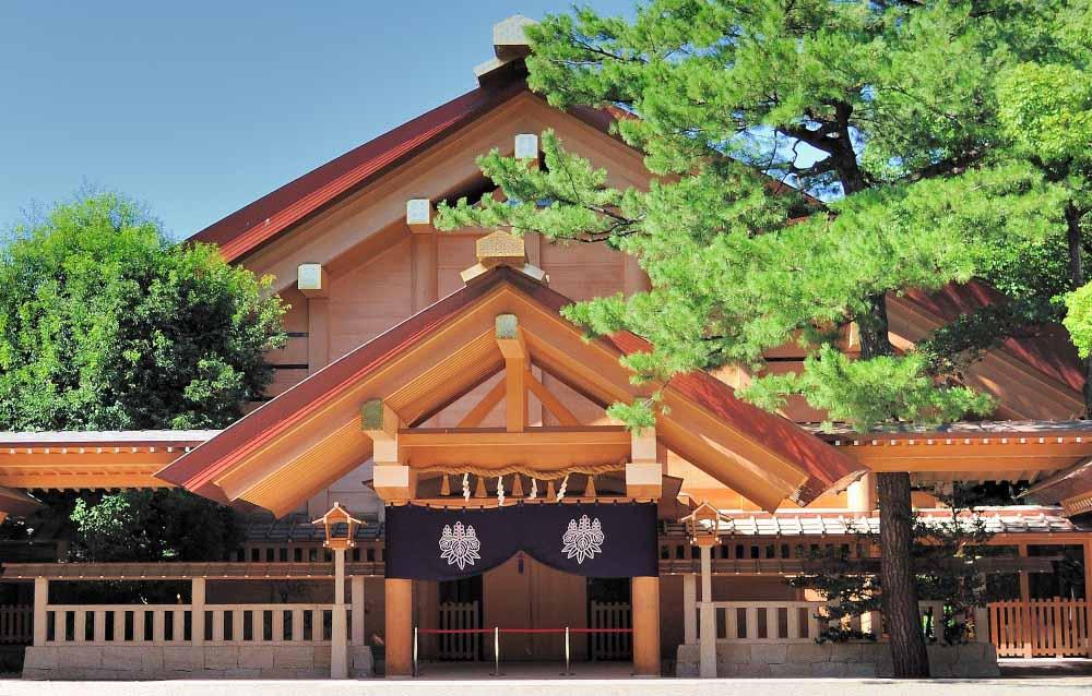 Nagoya Atsuta Shrine 2