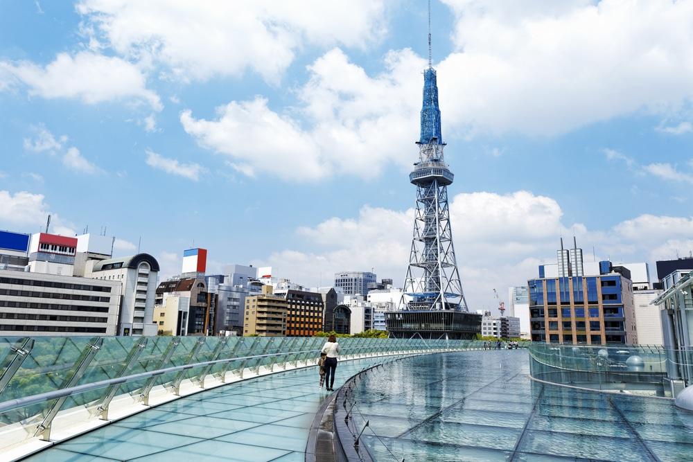 Nagoya TV Tower,nagoya travel blog