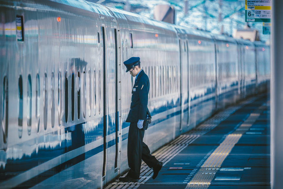 Nagoya-bullet-train