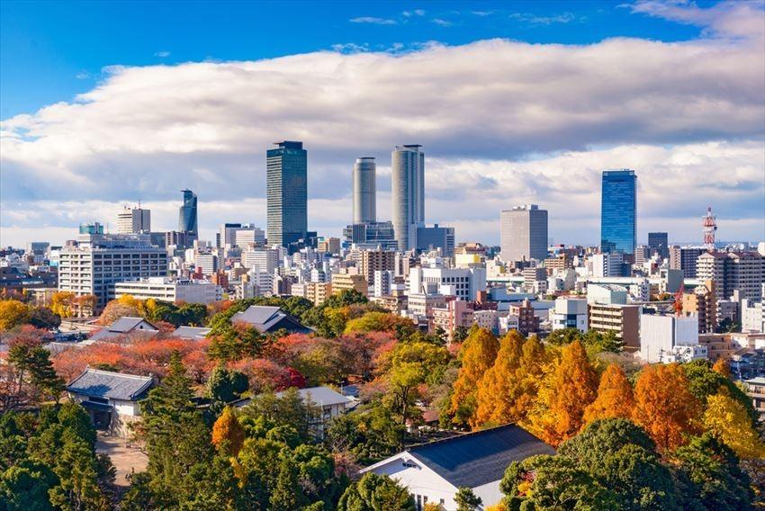 nagoya in autumn