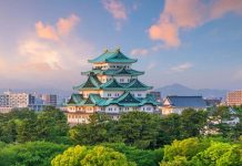 nagoya castle,nagoya travel blog