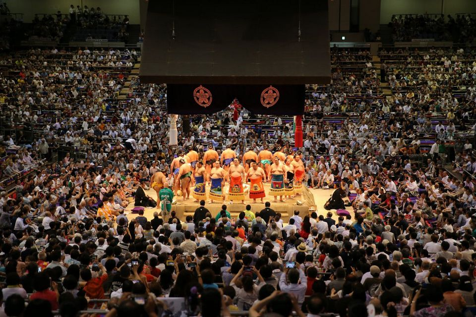Nagoya Grand Sumo Tournament, nagoya travel blog (1)