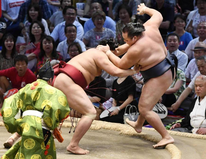 Nagoya Grand Sumo Tournament, nagoya travel blog (1)