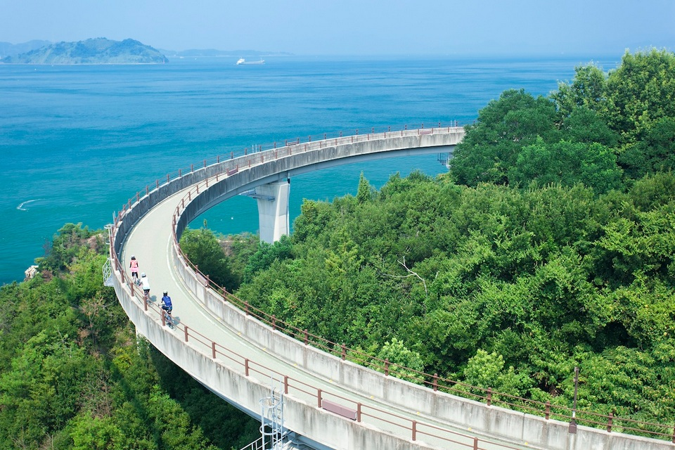 Hiroshima's Shimanami Kaido: One of the world's most incredible bike routes