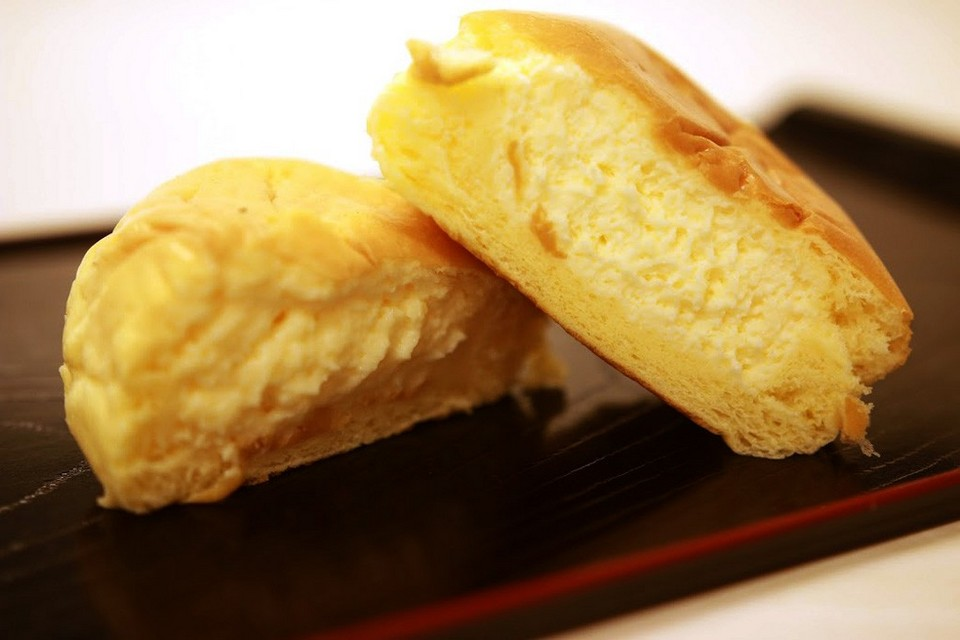 Custard Cake (1)