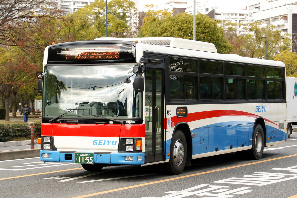 Geiyo_Bus_-_Hiroshima_200_ka_1155