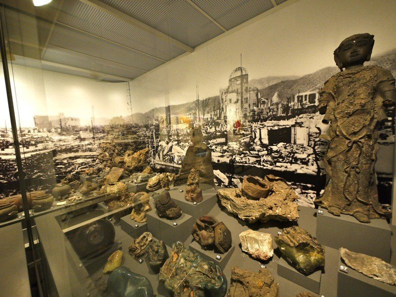 Hiroshima Peace Memorial Museum,hiroshima travel blog (5)