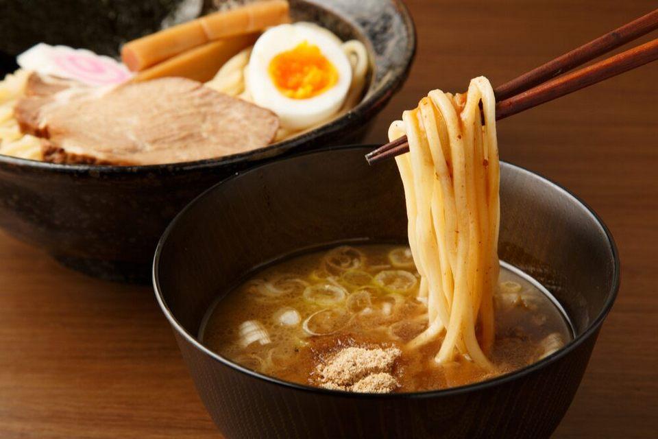 Tsukemen Ramen hiroshima travel blog (1)