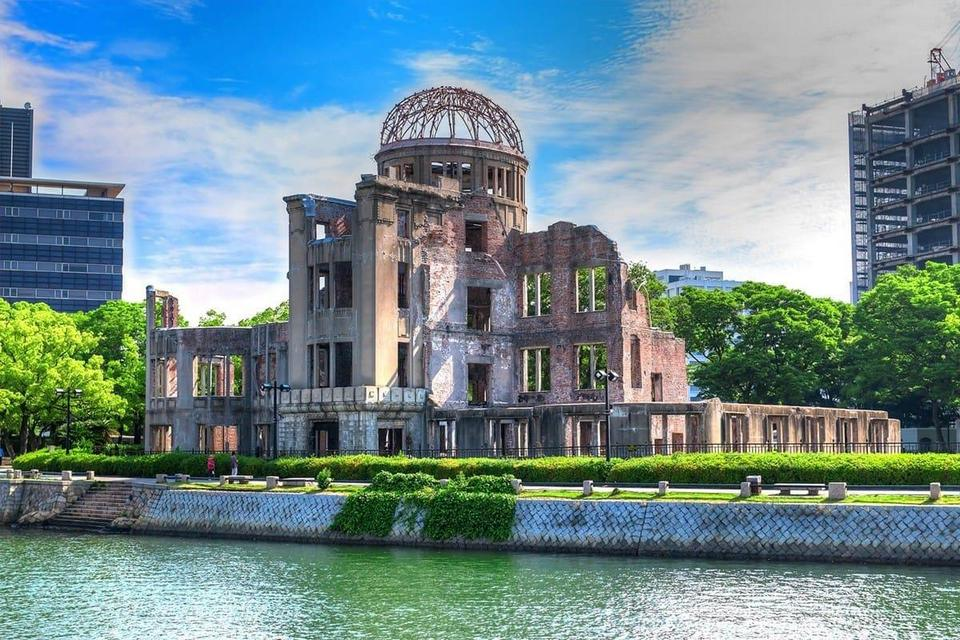 atomic bomb dome hiroshima TRAVEL BLOG (2)