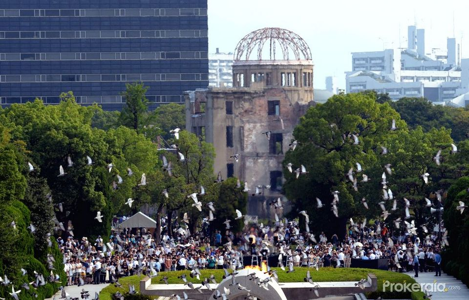 Atomic Bomb Dome, must visit place in Hiroshima