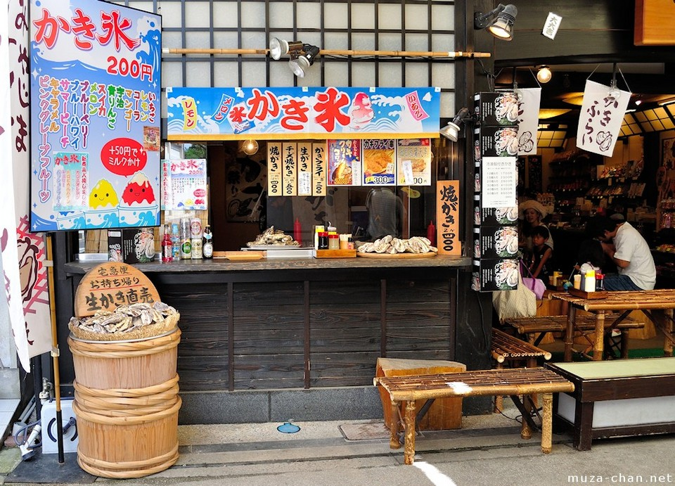 Omotesando shopping street, hiroshima travel blog (1)