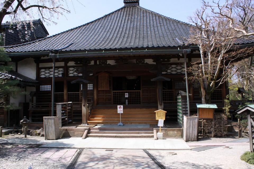 Myoryuji (Ninja Temple),kanazawa travel blog (1)