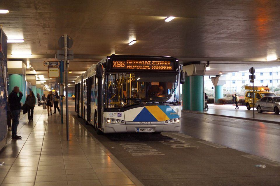 Athens Airport Buses