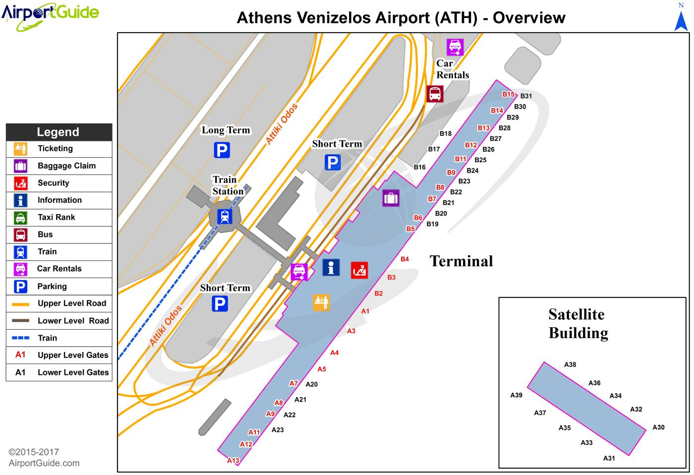 athens-airport-map-valid-maps-greece-18