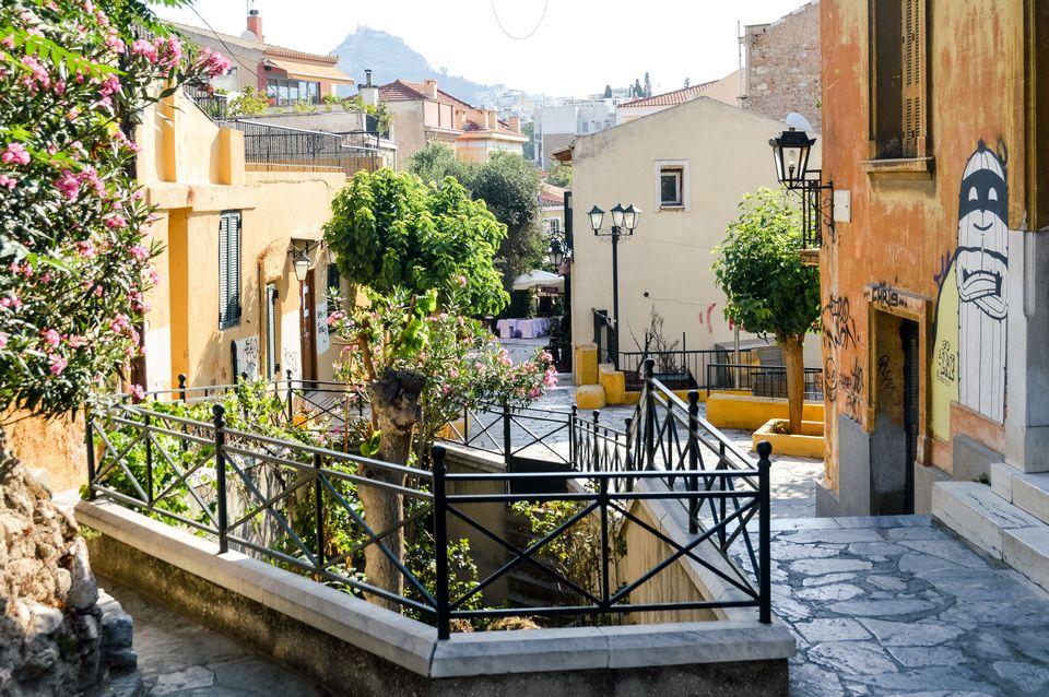 Plaka athens travel blog (2)