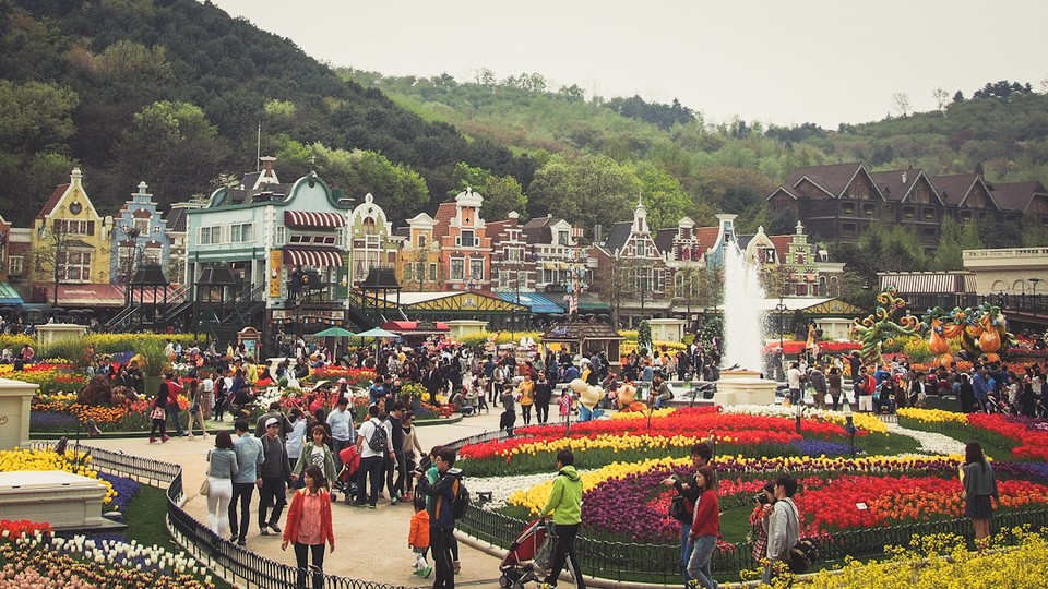 Everland, Korea 8