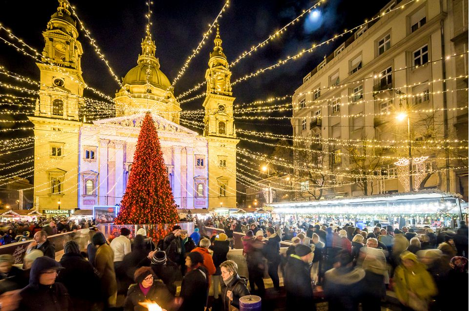 Budapest Christmas Fair and Winter Festival1