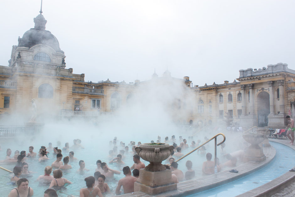 Budapest Szechenyi Thermal Baths
