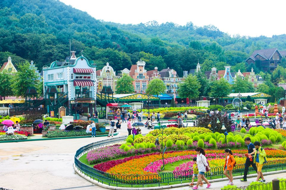 European Adventure everland