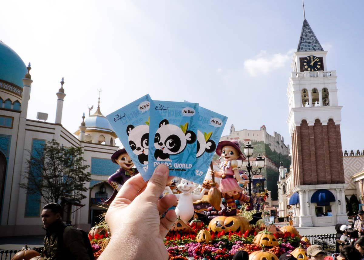 Everland Entrance Tickets