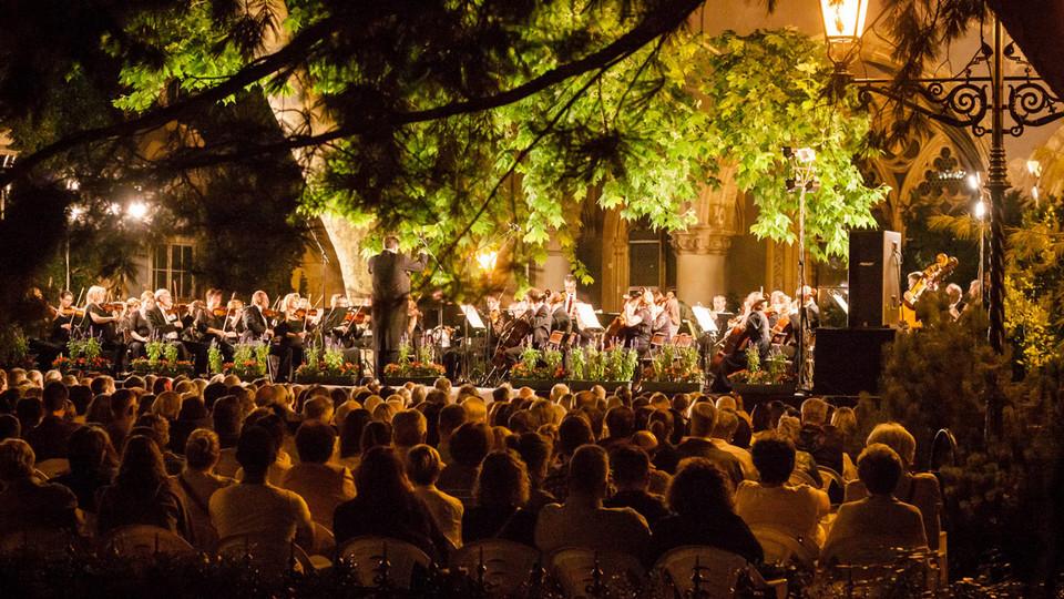 Vajdahunyad Castle Summer Music Festival