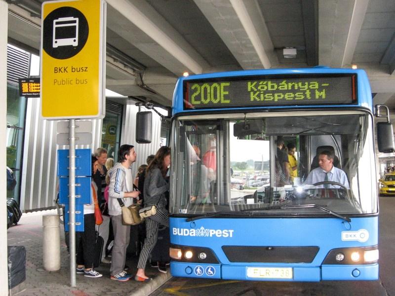 Bus 200E