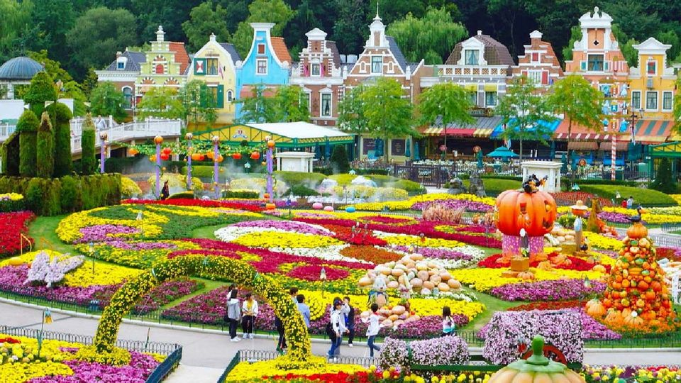 everland korea blog