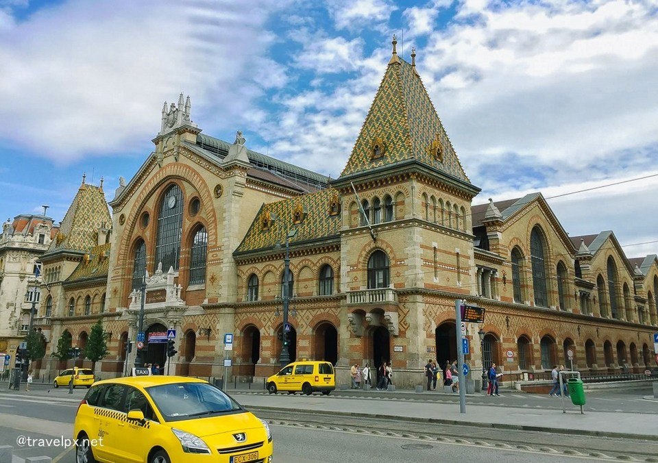 Central Market Hall 3