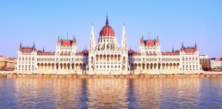 Hungarian Parliament Building,budapest travel blog (1)