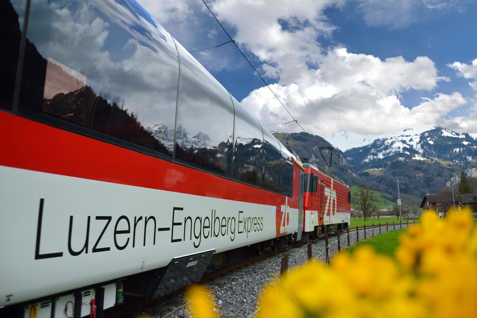 Luzern Engelberg Express