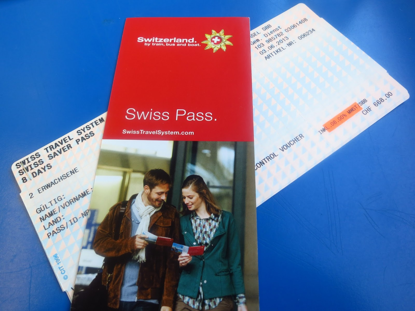 Swiss Pass is not a must, but it is essential