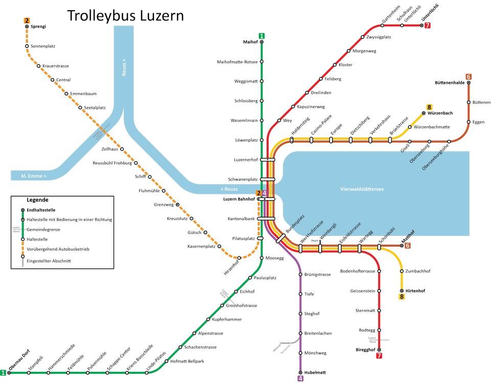 Trolleynetz_Luzern_2014