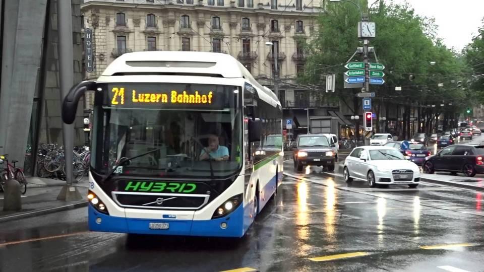 vbl lucerne bus