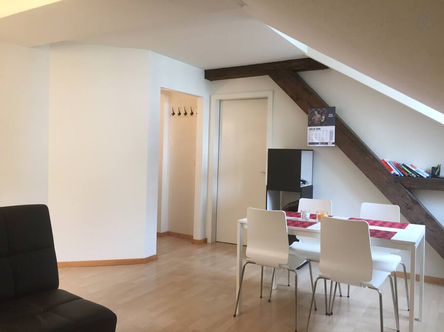 Cozy penthouse appartment in Luzern city center marta airbnb (1)