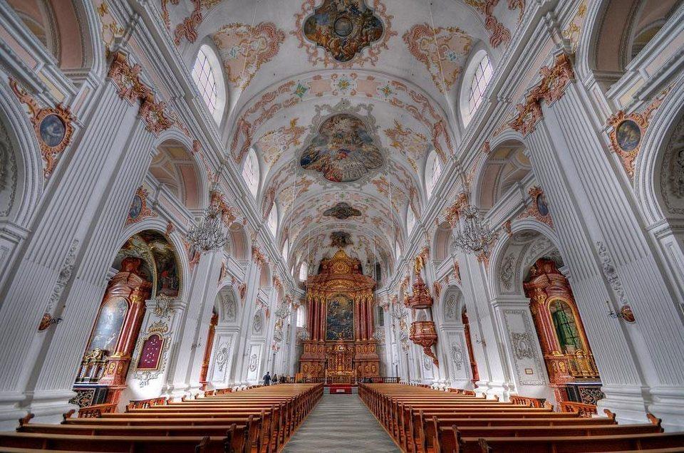Jesuit Church lucerne travel blog (1)