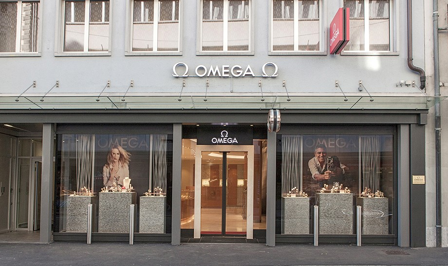 OMEGA® Boutique Luzern